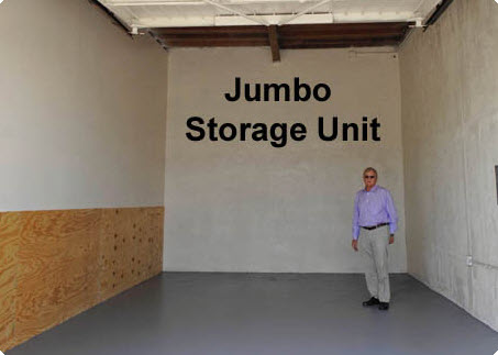 More information about Pouch Self Storage Jumbo Storage Units