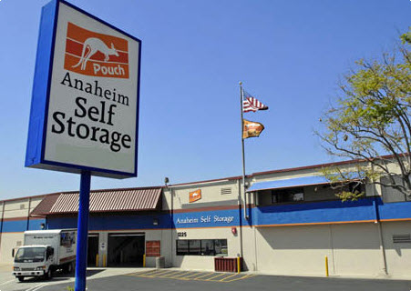 Pouch Self Storage Anaheim