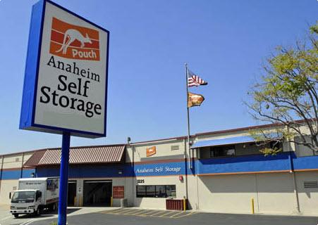Anaheim Pouch Self Storage