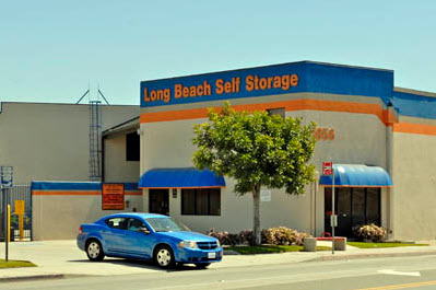 Pouch Self Storage Long Beach