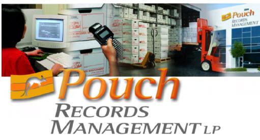 Pouch Records Management - 1