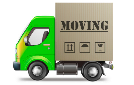 moving truck content picture