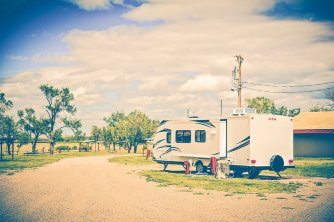 Storing your RV